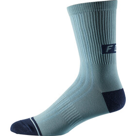 "Fox 8"" Trail Calcetines Hombre, light blue"